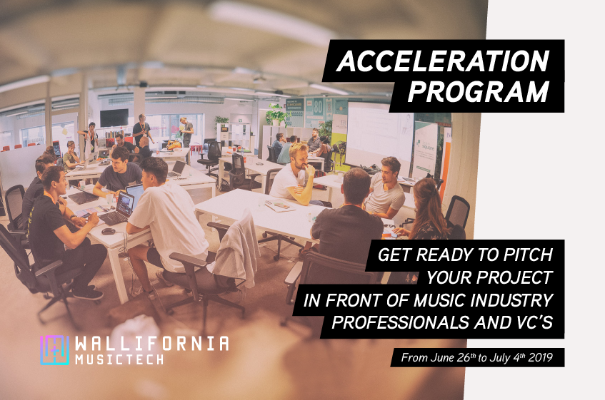 Acceleration Program (Leansquare x The Universal Music Group Accelerator Network)
